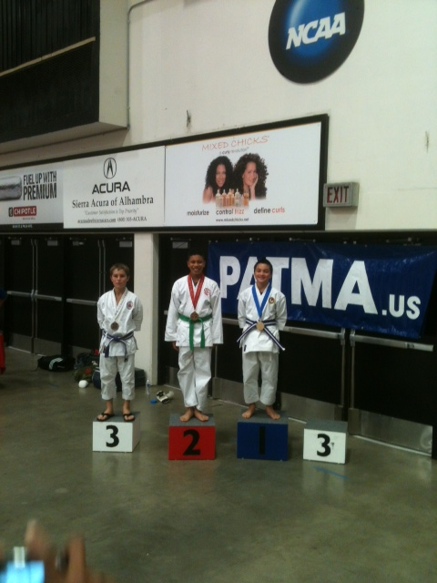 Hollenbeck Invitational Karate Championships Cal-State Oct, 21/2012