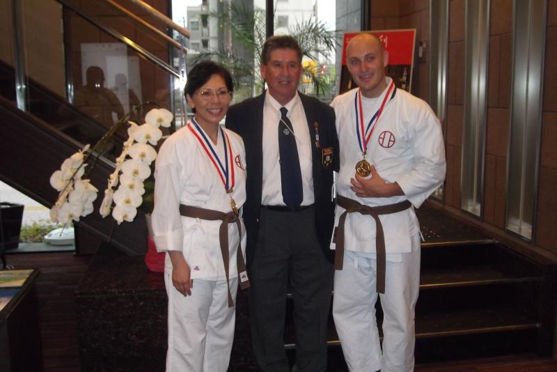 The 9 World Karate Do Championships Osaka Japan July 2013