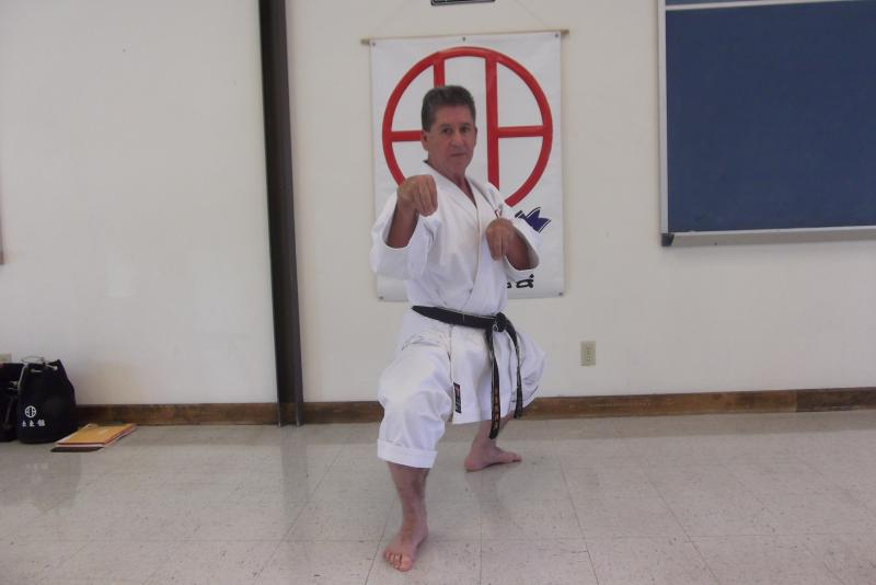 Villalobos Shihan Dojo Summer of 2014 USA.